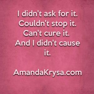 dirtydetailsofcancer, amadakrysa, mommywithcancer