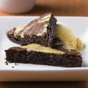 Coffee Swirl Brownies - Click Here